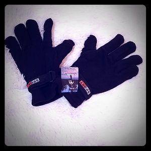 One Size women's polar fleece glove